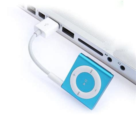 Ipod Shuffle 3 5mm To Usb Cable usb to 3 5mm charging cable for apple ipod shuffle