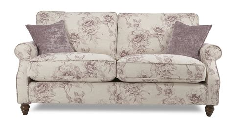 sofa flower dfs floral sofa