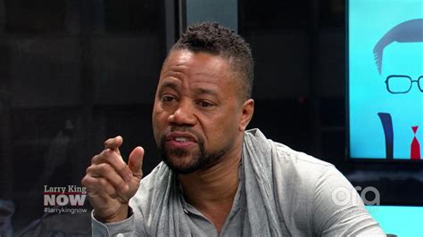 cuba gooding jr king cuba gooding jr turned down steven spielberg