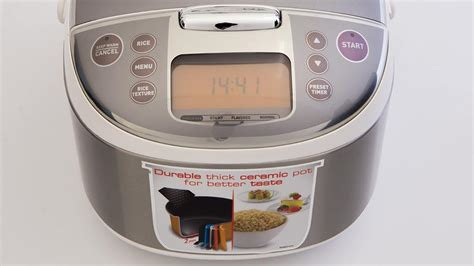 Rice Cooker Choice tefal rk704e fuzzy logic rice cooker rice cooker reviews
