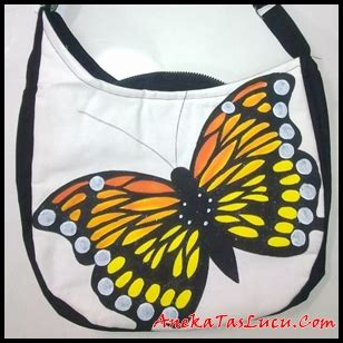 Dompet Panjang Wanita Model Cat Promo Yuk Beli Tas Maika Etnik Butterfly Painting Tas