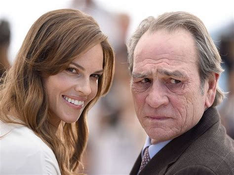 hilary swank and tommy lee jones tommy lee jones et hilary swank tommy lee jones et