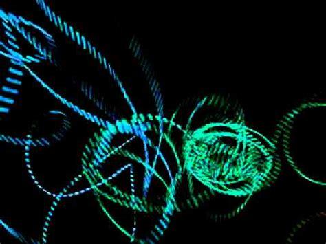 imagenes con movimiento neon hilo neon movimiento azul 2 youtube