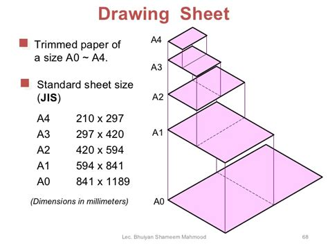 what size paper are blueprints printed on engineering drawing sheet images