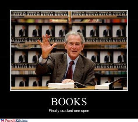 the bush books should i read this book or not credo quia absurdum est