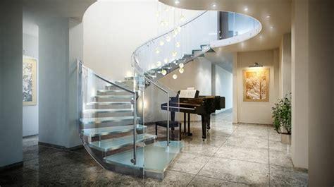 Cad Interior Design escaleras interiores inspiradas en la modernidad
