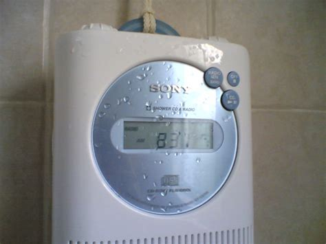 Radio For Shower Bathroom with Shower Radio