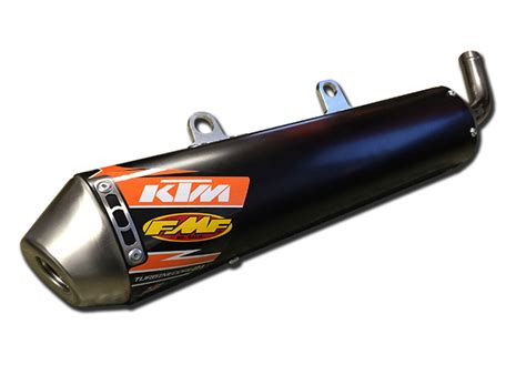 Ktm Silencer Aomc Mx Fmf Turbinecore 2 1 Silencer S A Ktm 250 300 11 16