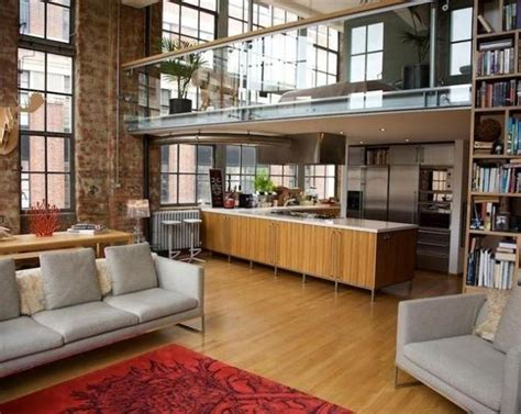 industrial apartment kitchen expressive design showcasing 100 warehouse apartments nyc industrial style loft