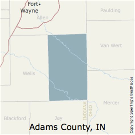 adams county section 8 best places to live in adams county indiana