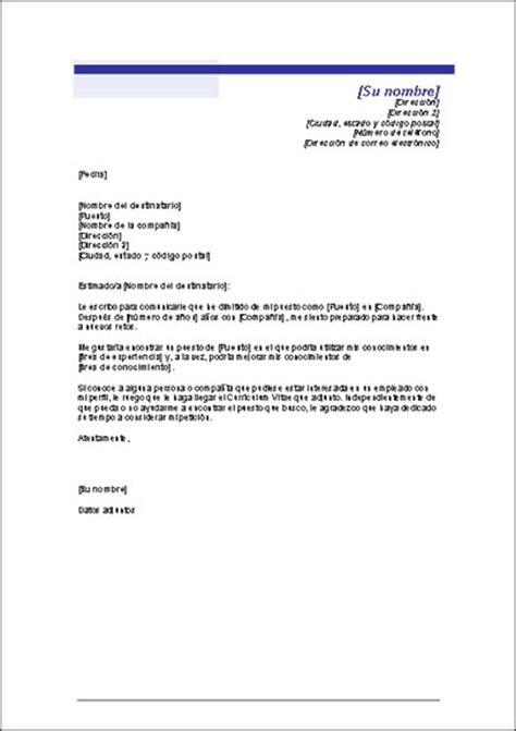 Carta De Solicitud De Empleo Para Que Sirve Carta Anunciando Busqueda Trabajo