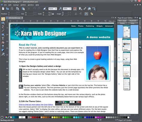 web design editor program download freeware wysiwyg web page editor free emmanager
