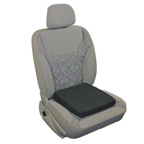 Car Seat Wedge Pillow by Wedge Car Seat Travel Cushion From Driveden Uk