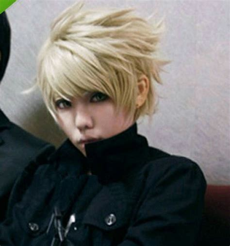 boy real haircuts 13 best anime hair in real images on
