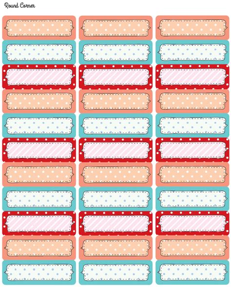 printable labels uk free printable tags and labels with cute polka dots