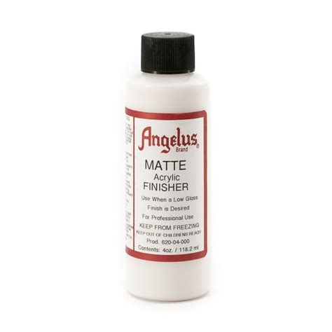 angelus paint matte finisher angelus paints dyes other customize restore products