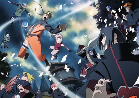 anime review road  ninja naruto   indiewire