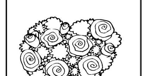 mazzo di fiori da colorare idee da ricordare mazzo di fiori da colorare
