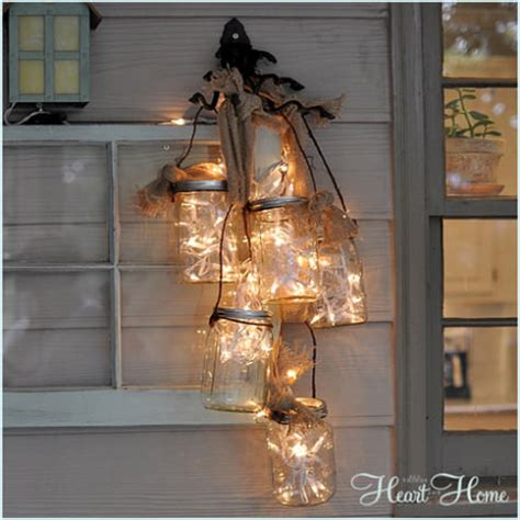 More Diy Mason Jar Lighting Ideas Decorating Your Small Crafts Using Lights