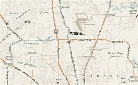 aldine texas map aldine location guide