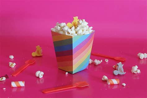 porta pop porta pop corn fai da te colors
