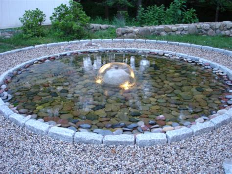 backyard ponds kits outdoor furniture design and ideas