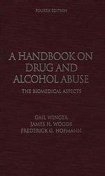 jennifer blog: handbook on drug and alcohol abuse