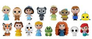 disney disney princesses mystery minis blind box ikon collectables