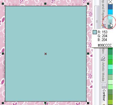 Kaos Kodok Ijo S membuat mock up template kaos dengan coreldraw
