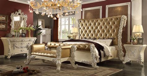 Homey Design Bedroom Set 5 Riverview European Bedroom Set Homey Design Hd 8012 Usa Furniture