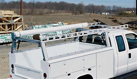 Utility Truck Ladder Racks by Service Utility Ladder Racks Truck Racks