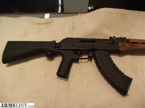 ak fully automatic armslist for sale wasr 10 ak 47 with full auto bump