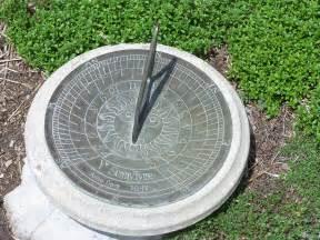 sonnenuhr garten file garden sundial mn 2007 jpg