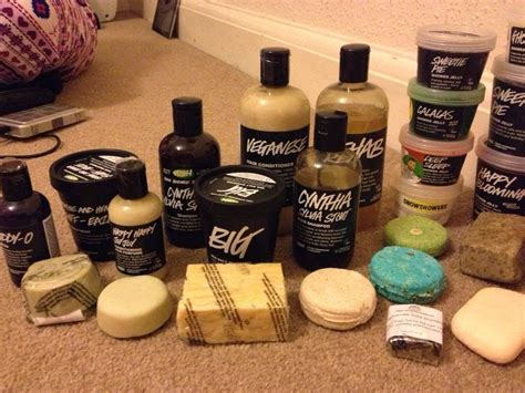 lush uk  current lush collection