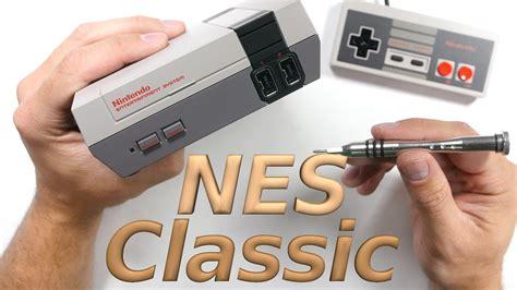 nes classic edition teardown unboxing repair nes classic edition teardown unboxing repair
