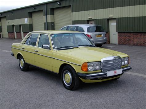 123 Finder Uk 1980 Mercedes 123 For Sale Classic Cars For Sale Uk