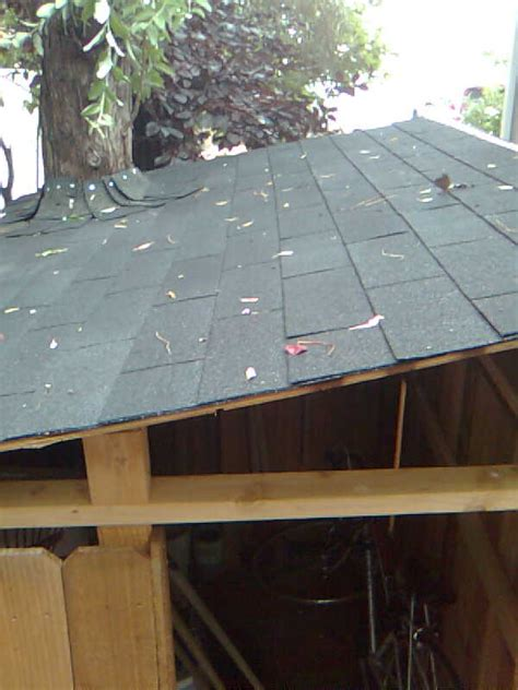 project shed roof and shingle by littledarkeyes on deviantart