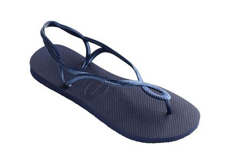 havaianas brazil s flip flops sandal navy blue all size ebay