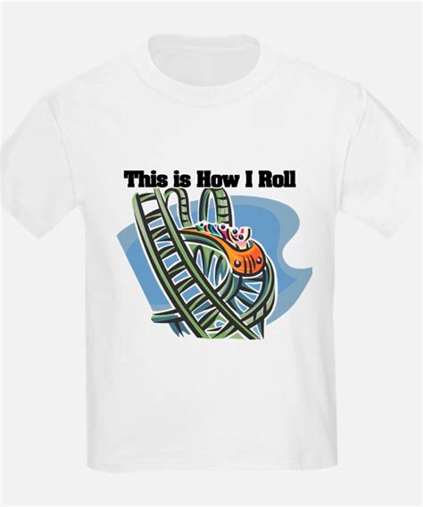 T Shirt In Roller theme park t shirts shirts tees custom theme park