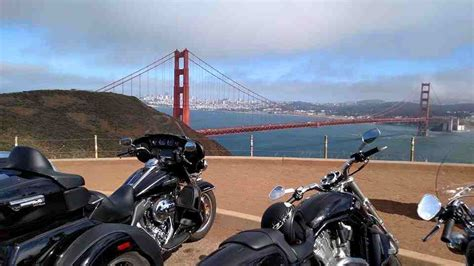 Pch Motorcycle - guided california pacific coast highway motorcycle tour
