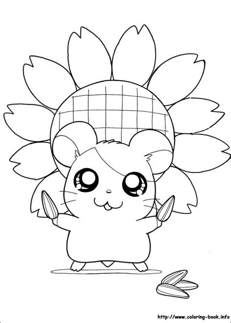 Www Coloring Book Info Coloring Pages hamtaro coloring picture
