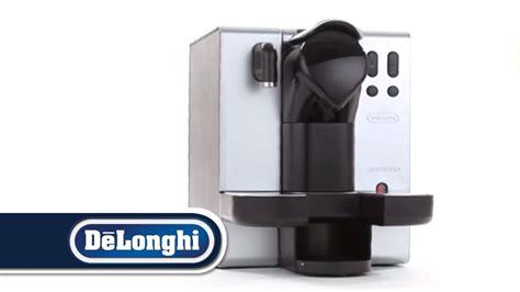 DeLonghi Lattissima Nespresso Capsule Coffee Machine EN680   YouTube