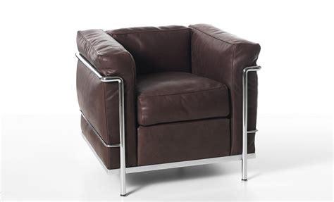 cassina poltrona lc2 di cassina divani e poltrone arredamento mollura