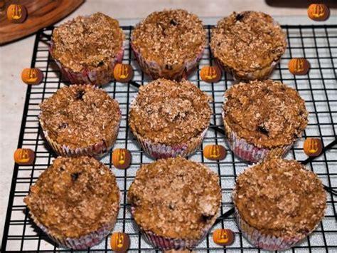 whole grain muffin calories whole grain banana pumpkin blueberry muffins recipe