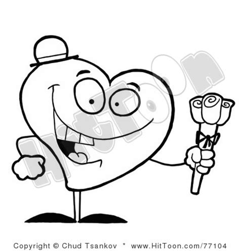 black and white coloring pages of roses rose black and white outline clipart panda free