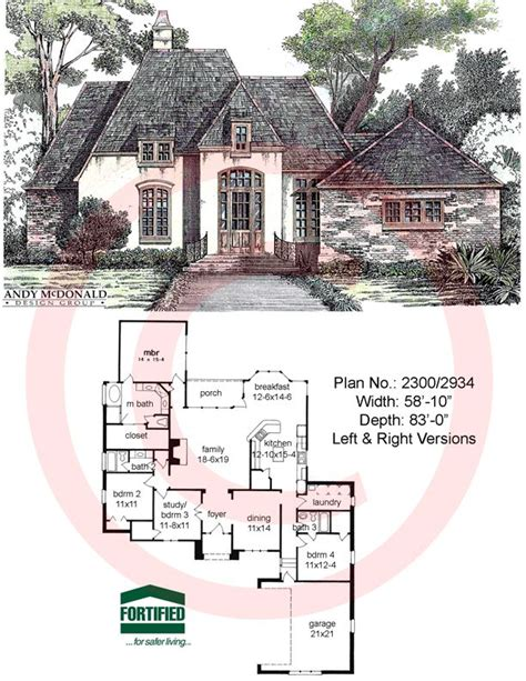 Andy Mcdonald House Plans Andy Mcdonald I His Designs Cottage Style Donald O Connor Ux Ui