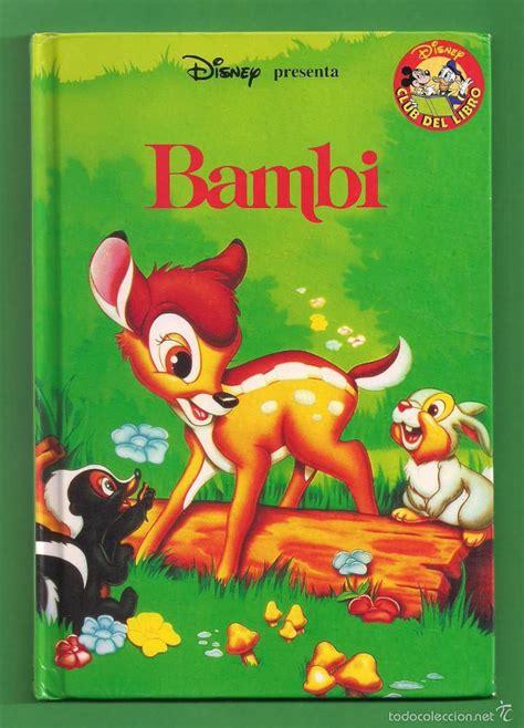 libro bambi club del libro disney bambi salvat editore comprar libros de cuentos en todocoleccion