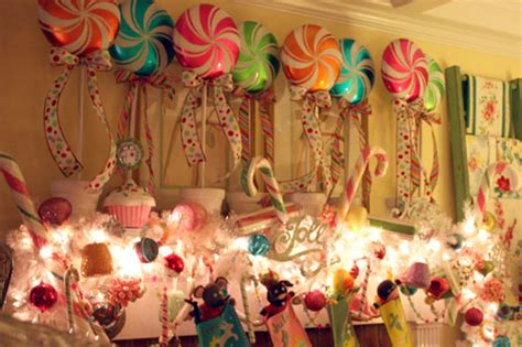 candyland decoration ideas