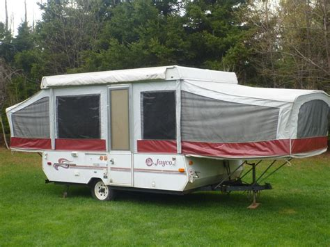 hard awnings for trailers jayco tent trailer for sale kensington pei