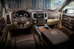 2015 ram 1500 ranger concept interior